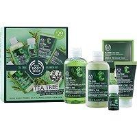 Tea Tree 4-Piece Facial Skin-Care Kit