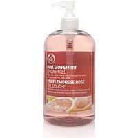 Pink Grapefruit Shower Gel