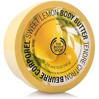 Sweet Lemon Body Butter