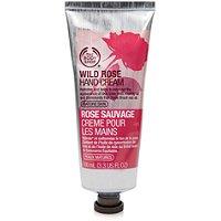 Wild Rose Hand Cream
