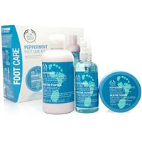 Peppermint Foot Care Kit