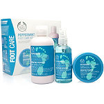 The Body ShopPeppermint Foot Care Kit