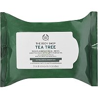 The Body ShopTea Tree Cleansing Wipes 25 Ct