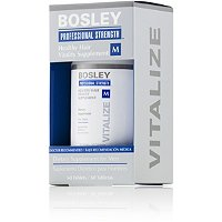 Healthy Hair Vitality Supplements For Men