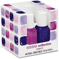 Resort 4 Pc Nail Polish Cube