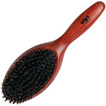 WigoCushion 100% Boar Bristle Brush