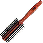 WigoRound Wooden 100% Boar Bristle Brush
