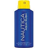 Aqua Rush Deodorant Body Spray