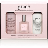 Amazing Grace Head-To Toe Fragrance Discovery Set