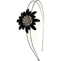 RivieraEnamel Flower Metal Headband