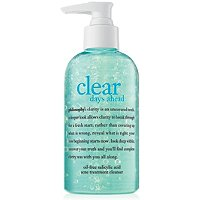 PhilosophyClear Days Ahead Acne Treatment Cleanser