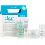 PhilosophyClear Days Ahead 30 Day Acne Trial Kit