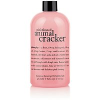 PhilosophyPink Frosted Animal Cracker Shower Gel
