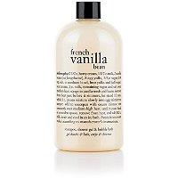 French Vanilla Bean Shower Gel