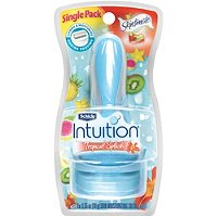 SchickIntuition Tropical Splash Razor