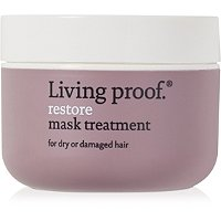 FREE Restore Mask Treatment 1.0 oz w/any $20 Living Proof purchase