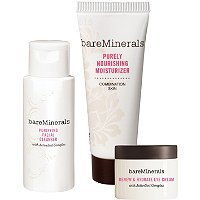 bareMinerals Daily Skin Renewing Trio For Combination Skin