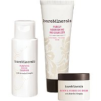 bareMinerals Daily Skin Renewing Trio For Normal To Dry Skin