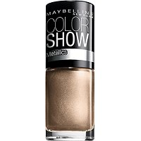 MaybellineColor Show Metallics Nail Polish