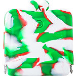 Candy StoreDecember Flavor of the Month Silicone Purse Mirror - Candy Cane