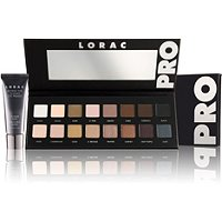 LoracPRO Palette Eye Shadow & Mini Behind The Scenes Eye Shadow Primer