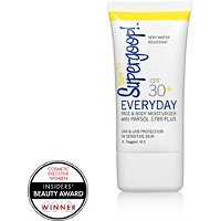 Supergoop!Travel Size SPF 30+ Endless Summer Pump of Everyday UV Face and Body Lotion