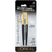 L'OrealVoluminous Million Lashes Diamonds Mascara
