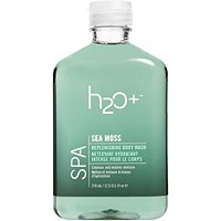 H2O PlusSpa Sea Moss Replenishing Body Wash