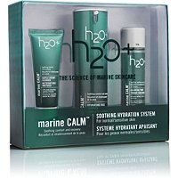 H2O PlusMarine Calm Sensitive Skin Hydration System