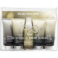 H2O PlusSpa Sea Salt Must-Haves Set