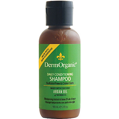 DermorganicTravel Size Daily Conditioning Shampoo Sulfate-Free