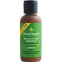 DermorganicTravel Size Intensive Hair Repair Masque