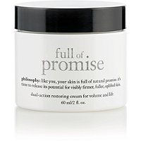PhilosophyFull Of Promise Dual-Action Restoring Cream