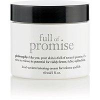 Full Of Promise Dual-Action Restoring Cream