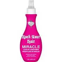 Rock Your HairMiracle Leave-In Detangling Spray