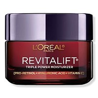 L'OrealRevitalift Triple Power Deep-Acting Moisturizer