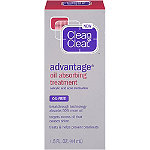 Clean & Clear Oil Absorbing Treatment