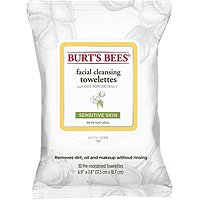 Burt's BeesSensitive Facial Cleansing Towelettes 30 Ct