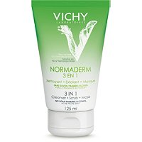 VichyNormaderm 3-In-1 Cleanser + Scrub + Mask
