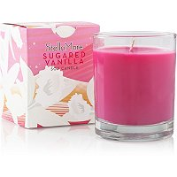 Stella MareGlass Soy Candle-Limited Edition Fall Scents