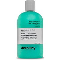 Anthony Logistics For MenInvigorating Rush Hair & Body Wash