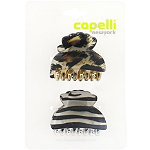 Capelli New YorkAnimal Claw Clips 2 Ct