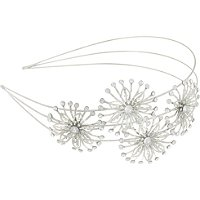 Capelli New YorkGem Flower Headband