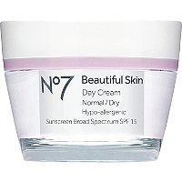BootsNo 7 Beautiful Skin Day Cream for Normal/Dry Skin
