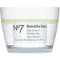 BootsNo 7 Beautiful Skin Day Cream for Normal/Oily Skin