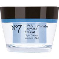 BootsNo 7 Lift & Luminate Night Cream
