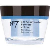 No 7 Lift & Luminate Night Cream