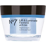 No 7 Lift & Luminate Night Cream