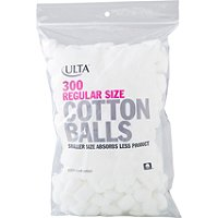 ULTARegular Size Cotton Balls 300 Ct