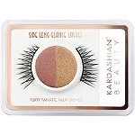 Kardashian BeautyLash Dash Faux Lashes - Sidelong Glance Set